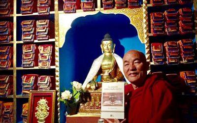 """Tomad nota de esta fecha – 16 de mayo porque se llevará a cabo  la presentación del libro """"La atención como estado interior"""" en la Casa del Tíbet de Barcelona"""