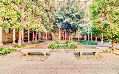 Espléndida conferencia de Xavier Puigdevall en la Universidad de Barcelona