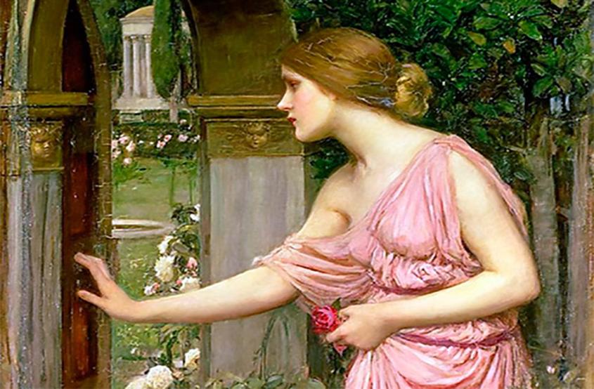 Las mujeres en la mitologia. Grupo on line gratuito